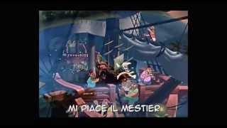 Peter Pan La Canzone Dei Pirati Testo