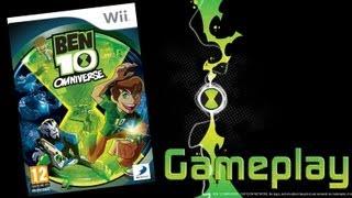 [Wii] Ben 10 Omniverse Gameplay De 20 Minutos En