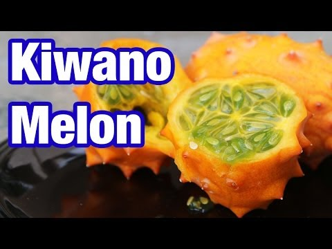 Kiwano Melon fruit