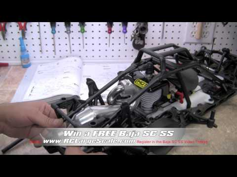 HPI Baja 5SC SS Build Video #40 Page 53