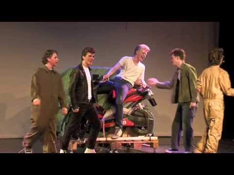 Greased Lightning - Musical Grease (Goois Lyceum)