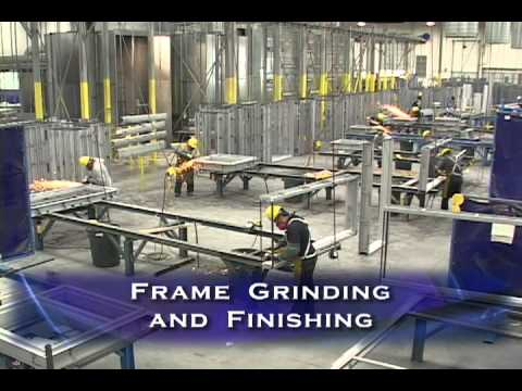 Glasses Frame Manufacturing Process : Hollow Metal Frames Manufacturing Process - YouTube