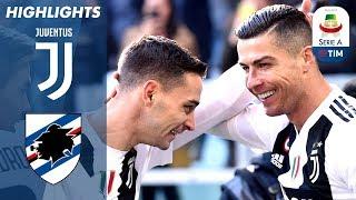 29/12/2018 - Campionato di Serie A - Juventus-Sampdoria 2-1, gli highlights