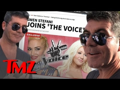 "Gwen Stefani Joining ""The Voice"""