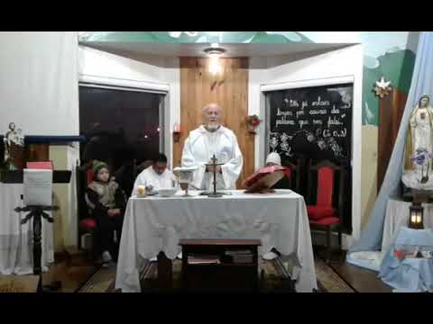 Santa Missa | 30.05.2020 | Sábado | Padre José Sometti | ANSPAZ