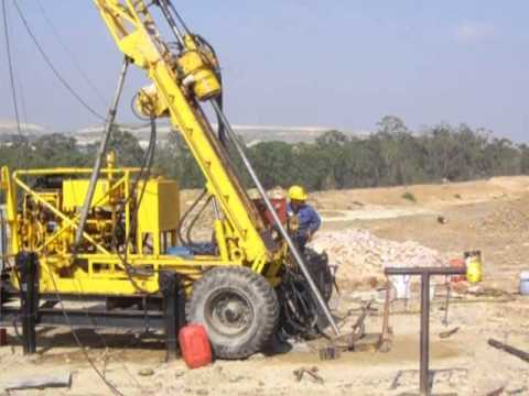 Drilling for Gold - Diamond Drilling