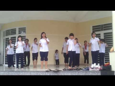 Nhảy I Love Jesus - CĐ Thiếu Nhi.TÊRÊSA