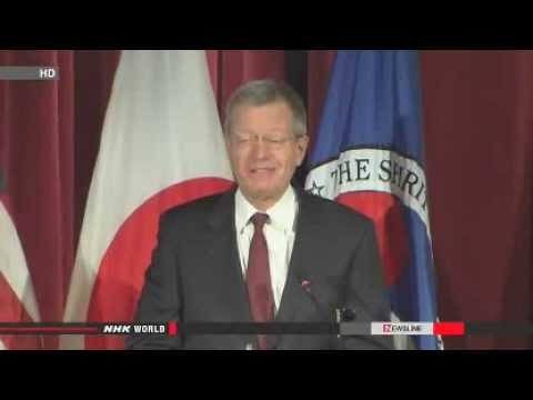 ► Obama nominates Baucus as US ambassador to China