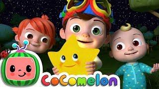 Twinkle Twinkle Little Star | ABCkidTV Nursery Rhymes & Kids Songs