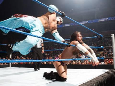 SmackDown: Rey Mysterio vs. CM Punk
