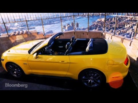 How to Put a Mustang Atop the Empire State Building
