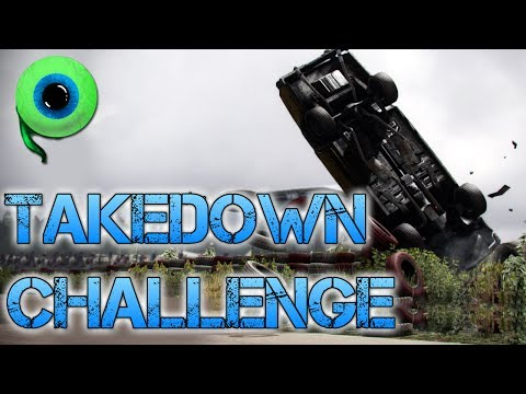 Next Car Game | TAKEDOWN CHALLENGE | Steam Early Access Alpha Version