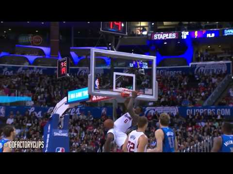 2014.04.03 - Dirk Nowitzki vs Blake Griffin Full Battle Highlights - Mavericks at Clippers