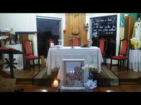 Santa Missa | 21.04.2021 | Quarta-feira | Padre Robson Antônio | ANSPAZ