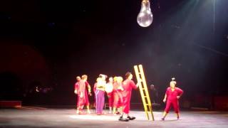 Ringling Bros. Clowns: Lightbulb Gag