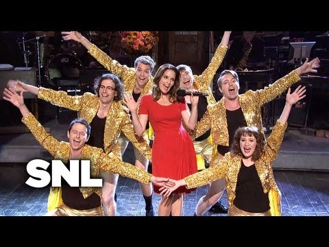 Tina Fey's Characters Monologue - Saturday Night Live