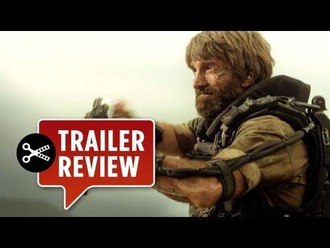 Instant Trailer Review - Elysium Official Trailer #2 (2013) - Matt Damon Sci-Fi Movie HD