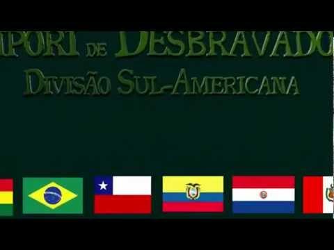 IV Campori  Sul Americano de Desbravadores Encontro com a Eternidade