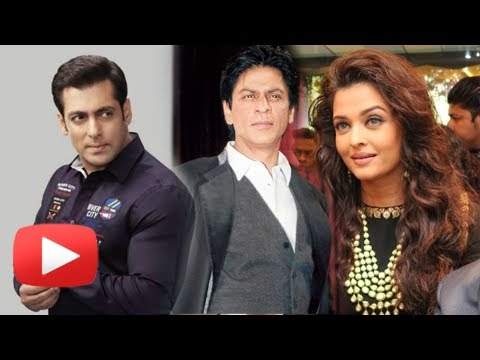When Salman Khan, Shahrukh Khan, Aishwarya Rai Forgot Their Enimity ! MUST WATCH