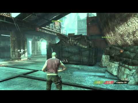 Uncharted 3 - New Map  Dry Docks