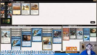 FNM-8-4 Theros Draft! Forcing White Blue FTW