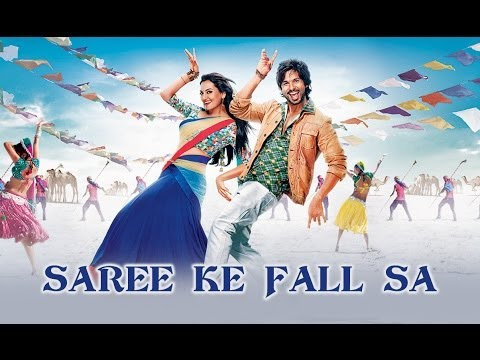 Saree Ke Fall Sa Song ft. Shahid Kapoor & Sonakshi Sinha - R... Rajkumar