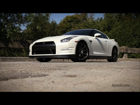 2013 Nissan GTR Review - SUPERCAR KILLER
