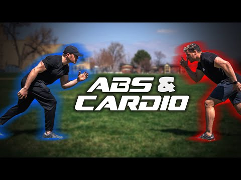 Abs & Cardio DELUXE Workout | Day 10