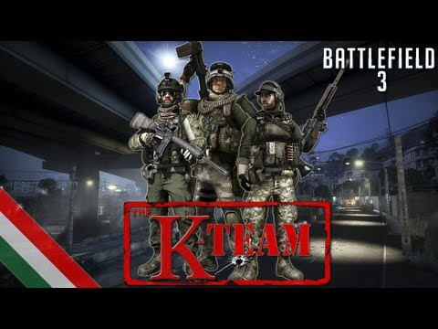 Battlefield 3: Conquest on Tehran Highway (PC) (HUN) (HD)