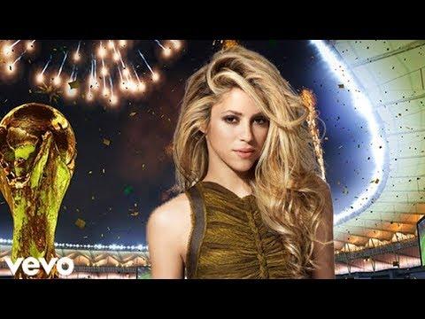 Shakira - La La La( Brasil 2014 )  Version en Español