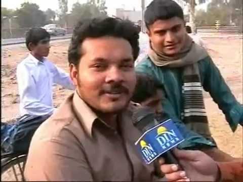 Toba Tek Singh --- Bakra mandi --- Toba News --- Mian Saud