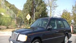 1995 Mercedes Benz E320 Wagon Estate W124 FOR SALE CHEAP