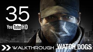 Watch Dogs Walkthrough Gameplay Final Mission Part 35