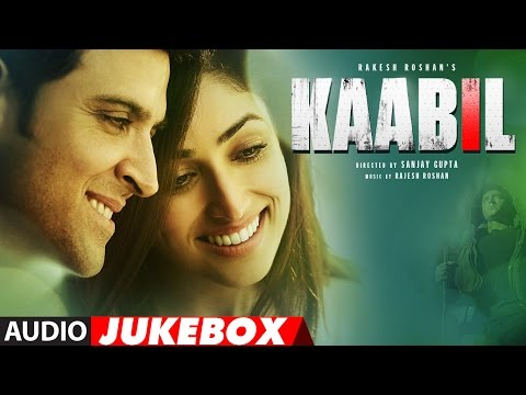 youtube video Kaabil Song (Full Album) | Hrithik Roshan, Yami Gautam | Audio Jukebox  | T-Series to 3GP conversion