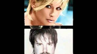 Lorrie Morgan & Jon Randall By My Side (w/ Lyrics)
