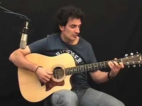 acordes de guitarra tema gun & rose (november rain)