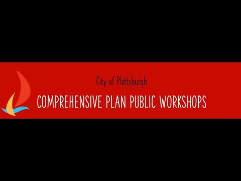 City of Plattsburgh - Comprehensive Plan Workshop #2 (Wards 5 & 6)  3-3-21