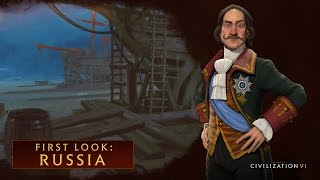 Sid Meier's Civilization VI - Oroszország