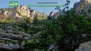 Roadbook moto Lozère : Gorges du Tarn - Gorges de la Jonte