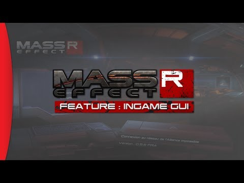 Mass Effect Reborn - Feature #1 : Interactive menu ᴴᴰ