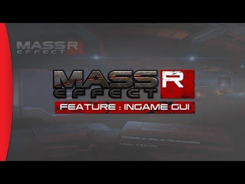 Mass Effect Reborn - Feature #1 : Interactive menu ᴴᴰ