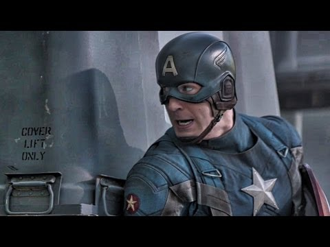 Captain America 2 FIRST LOOK Gut & Böse (2014)
