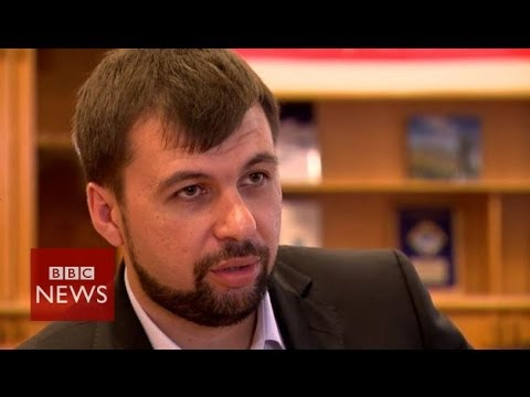 'State of Ukraine doesn't exist anymore' - BBC News