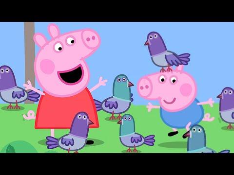Peppa Pig Full Episodes   Season 7 Compilation 27   Kids TV