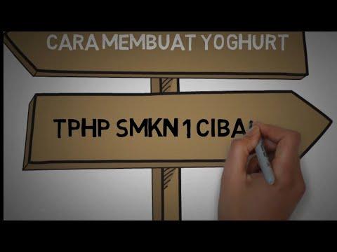membuat yoghurt SMKN 1 Cibadak Sukabumi- videoscribe