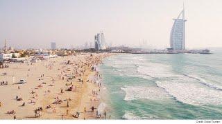 شواطئ دبي تحافظ على العلم الأزرق فهي