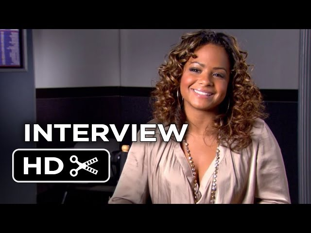 Baggage Claim Interview - Christina Milan (2013) - Paula Patton Movie HD