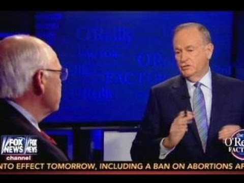 Bill O'Reilly Grills Dick Cheney On Iraq