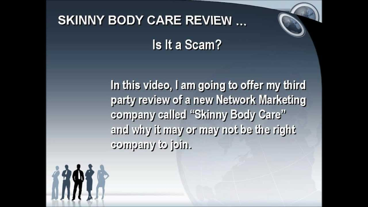 Skinny Body Care Review  Is There A Skinny Body Care Scam?  YouTube