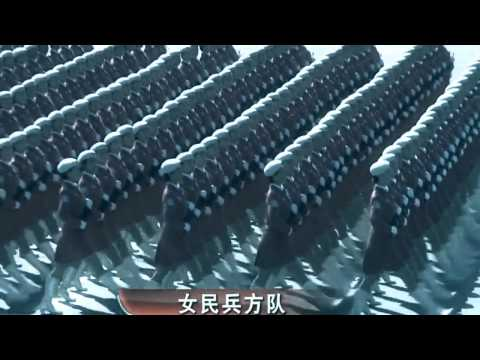 Chinese Military 2011 [HD 720p] | srdjanHD